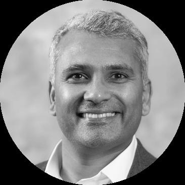 Vijay Manthripragada, CEO